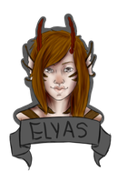Elyas Bust by Qu-Ross