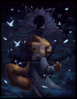 True Scientist - Alphys from UNDERTALE by catUranian