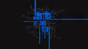 Justice At Any Cost. by JusticeBleeds