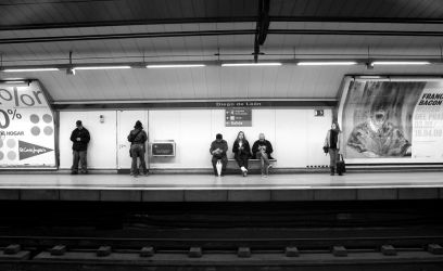 Metro Leon by cvied