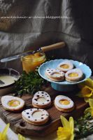 Sweet egg cookies by SunnySpring