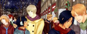 .:Merry Christmas 2014:. by kiba-kun1289