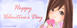 Happy Valentine's Day by Contemplations