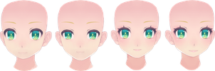 Len and Rin face edit by enigmatiic