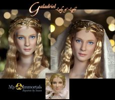Galadriel~Lady of Light by my-immortals