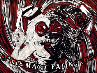 Is The Magic Eating You? by JayceRan