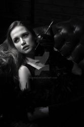 HOLLYWOOD GLAMOUR I by Veroine