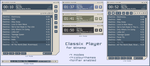 Classix Player for Winamp by iron2000