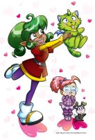 Harpy Gee by MaryBellamy