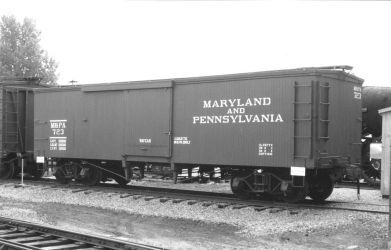 Ma and Pa Wooden Boxcar by PRR8157