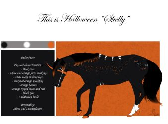 #8951 This is Halloween - SOLD by casinuba