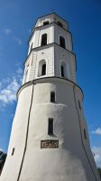 Vilnius, Lithuania, Tower by KeironWest
