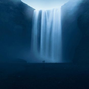 Skogafoss by streamweb