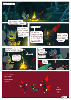 To Each their Ends - Page16 (mission 8 present) by ChillySunDance
