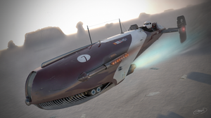 SL-10 : SpeedWhale (7Edition) by GuillaumeDesc
