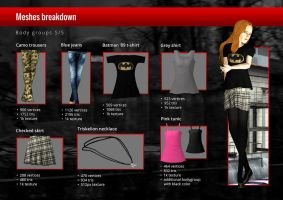 Little Thing - Body Groups - Additional items by vehtam