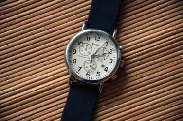 Timex Cronograph by Florin-Chis
