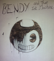 One of the many pictures of Bendy by MidnightTheUmbreon1