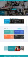Landing page  redesign by jozef89