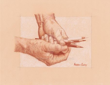 Hands by Fishknots