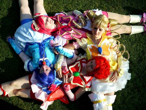 Pretty Cure : Colourful by Hinali