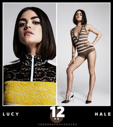 // PHOTOPACK 3873 - LUCY HALE // by censurephotopacks