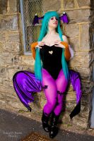 Morrigan 10 by IchigeiCosplay