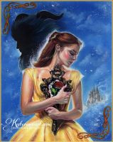 Beauty and the Beast by Katerina-Art