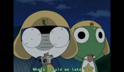 Tamama x Keroro 253 by tackytuesday