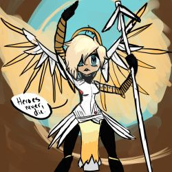 Mercy by PNCart9000