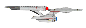 New JJ Enterprise (After Star Trek Beyond) by nichodo