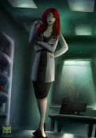 Dr.Iamy  Isohto  look what you ve done by darknigh by AZlaecxh421