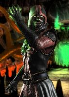 Ermac by operattack