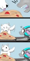 Sans's new pet (page 8) by joselyn565