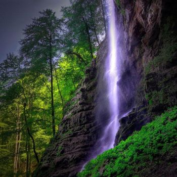 Waterfall by F1L1P