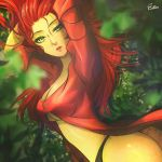 Poison Ivy by Esther-Shen