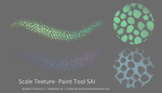 Scale Texture for Paint Tool SAI by jaclynonacloud