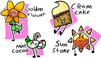 Object Adopts (closed) by gabby0004