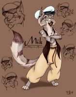 Mik by Tigerty