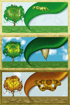 Seasons of Change by PimpcessTyna