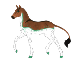 N2785 Padro Foal Design for KaitlyNicole by casinuba
