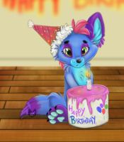 Takarti: The Birthday by Takarti