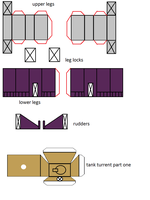 Blitzwing paperformer part five by lovefistfury