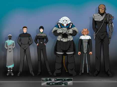 Crew by AgamemnonAhb