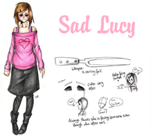 The reveiw for sad lucy by AnonymousReviewer
