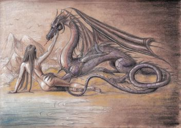 Dragonlove by deMefa