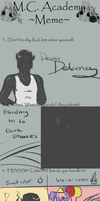 MCAMEME: DD by Helix-Wing