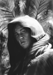 Painter - Value Study by KateMoor
