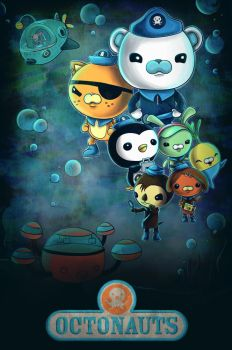 Octonauts by yurixmeister