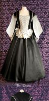1610's baroque gown by Stahlrose